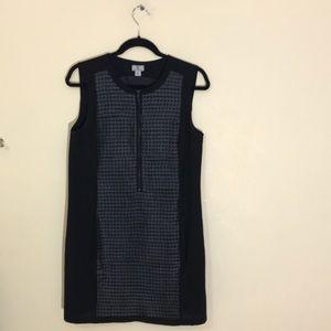Worthington black sleeveless dress